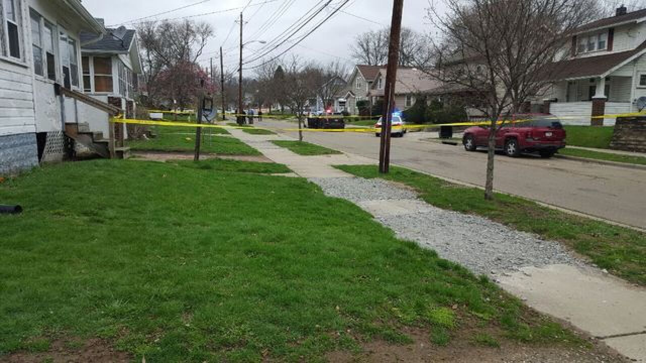 Man shot by Akron police near 18th & Chandler