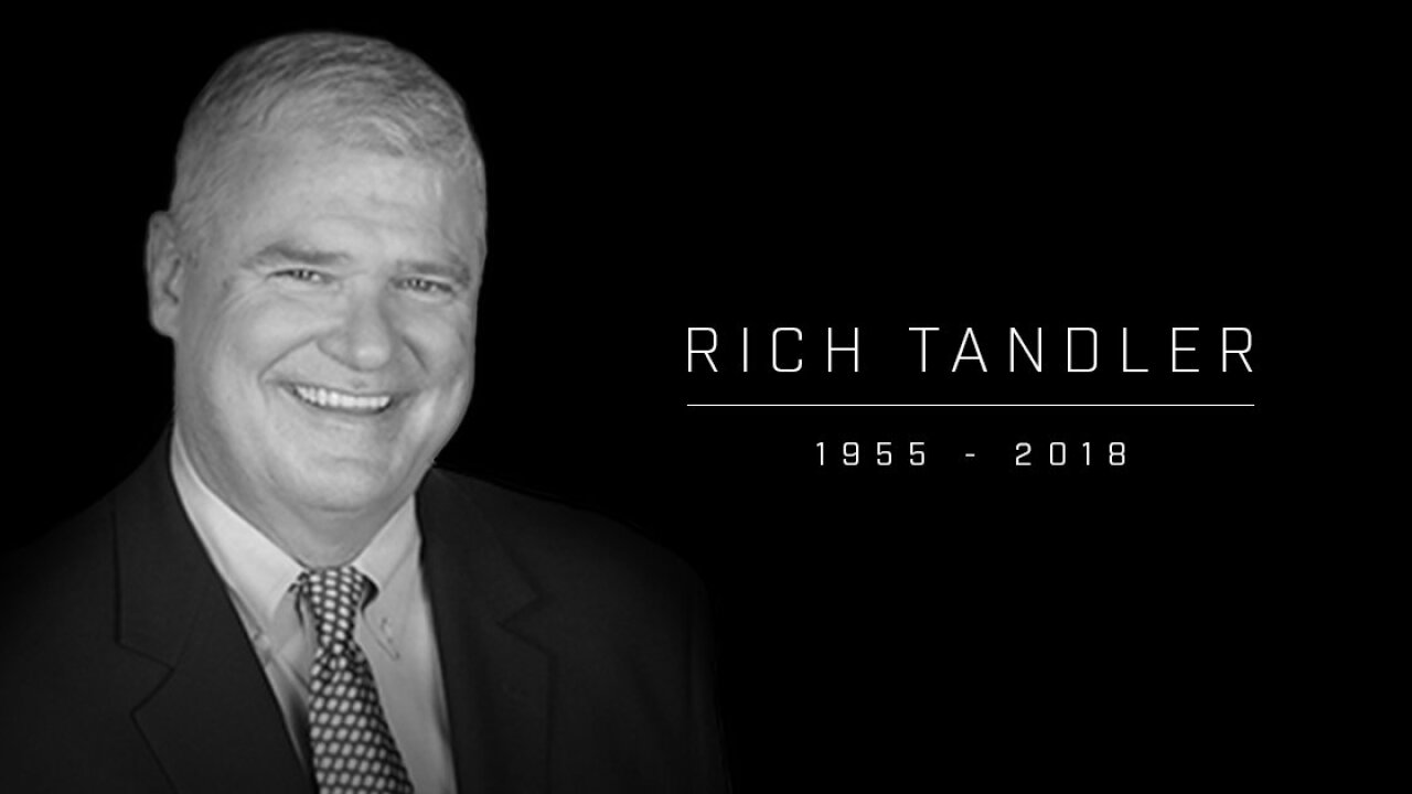 Rich Tandler, longtime Redskins reporter, passes away
