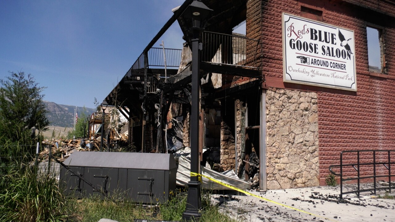 Gardiner community continues to rally around businesses lost in downtown fire