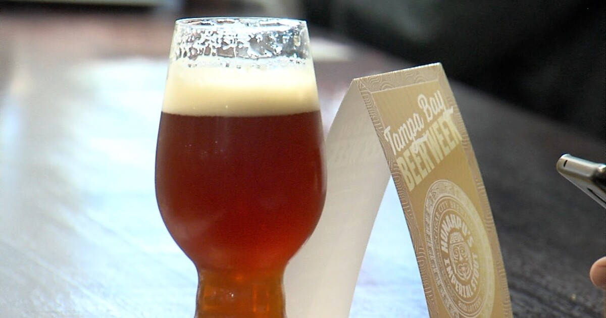 Tampa Bay Beer Week returns with COVID-19 changes to continue supporting local business