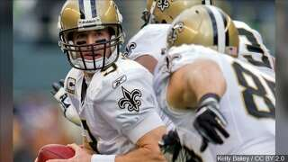 Drew Brees hits another milestone: 500 career touchdown passes