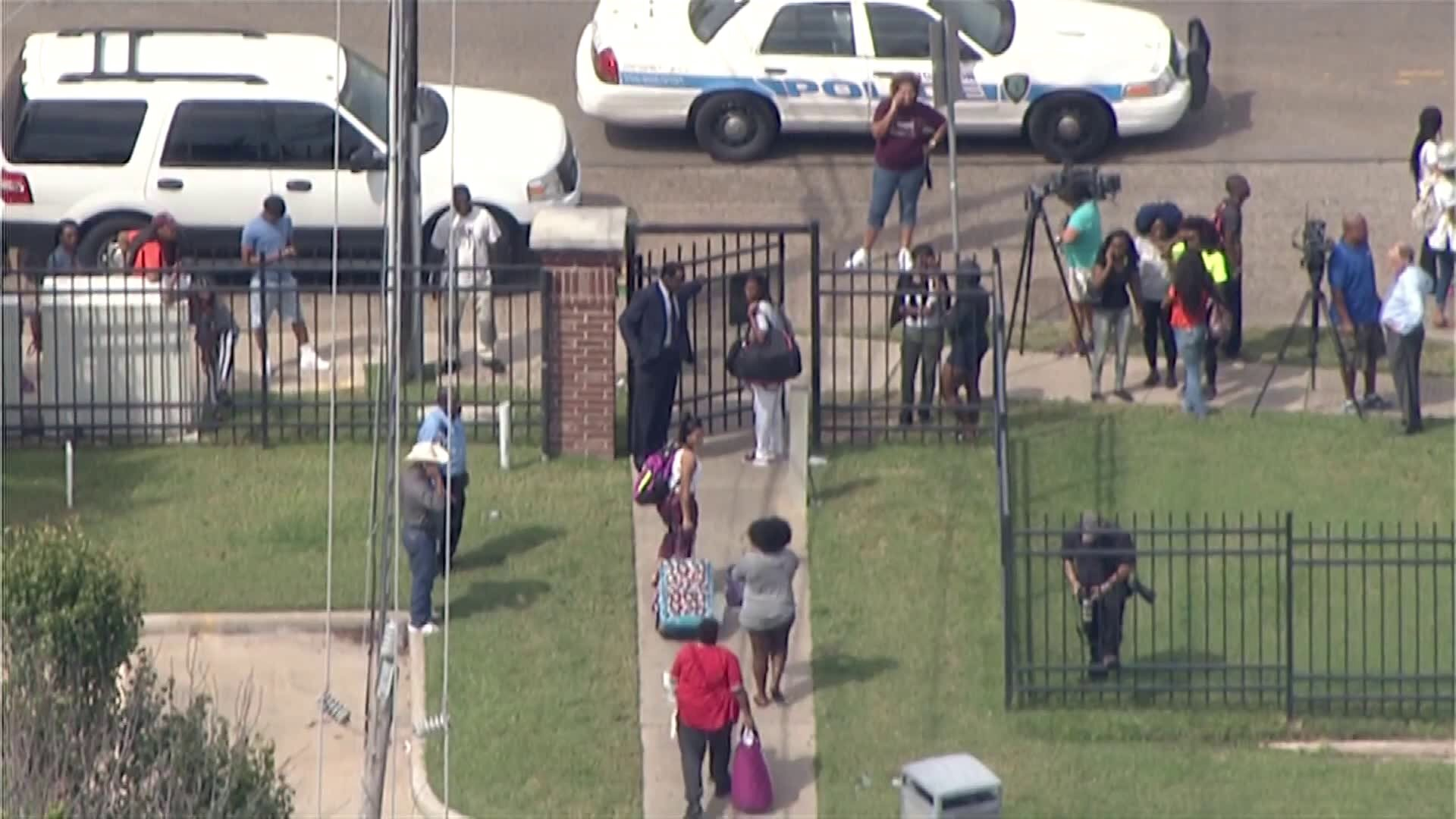 Photos: Texas Southern University shooting: 1 dead, 1 wounded after gunfire erupts at campusapartment