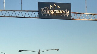 Thirty-thousand people expected at weekend events at Fairgrounds Nashville