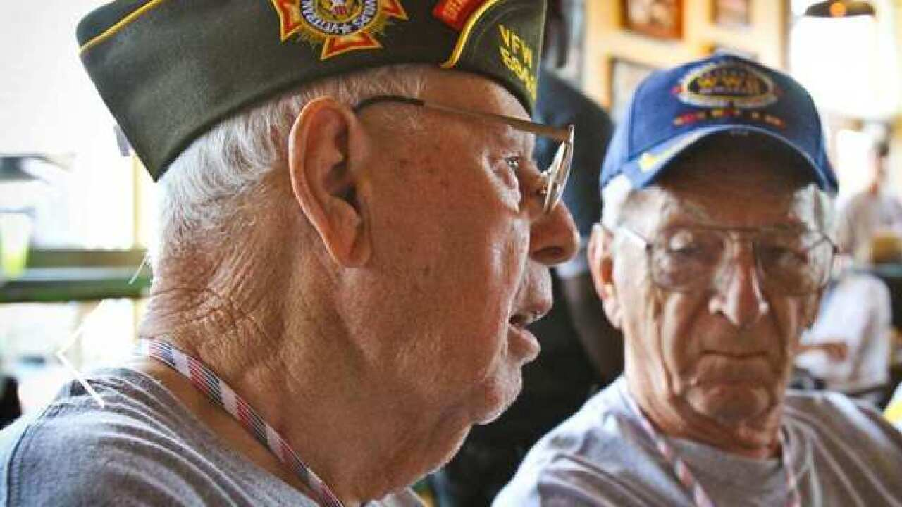 Local WWII Honor Flight veteran dies