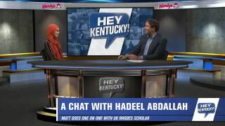"""Hadeel Abdallah FULL INTERVIEW!"""