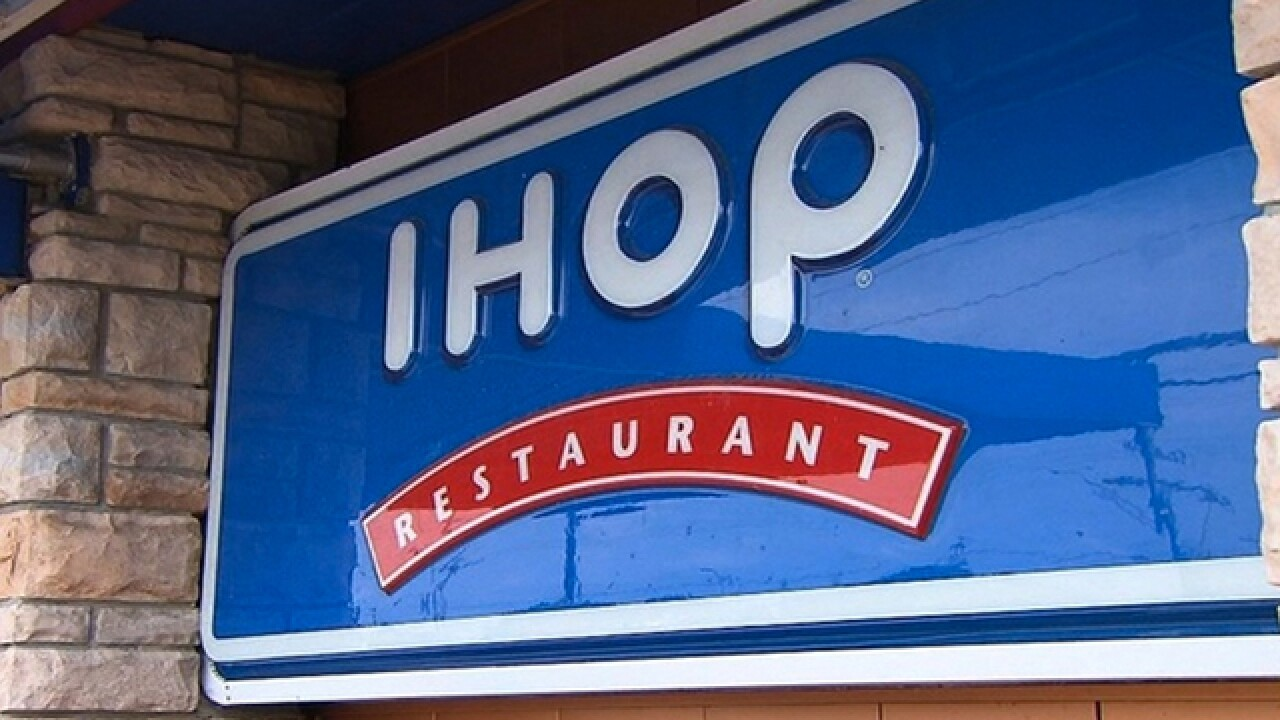 IHOP Celebrating Birthday With 60-Cent Pancakes On Tuesday