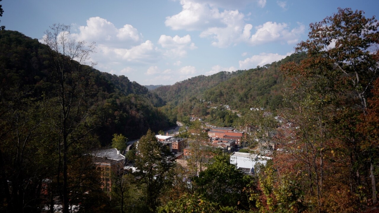 Residents of this West Virginia coal town say now is the time to rebuild, sustain coal industry