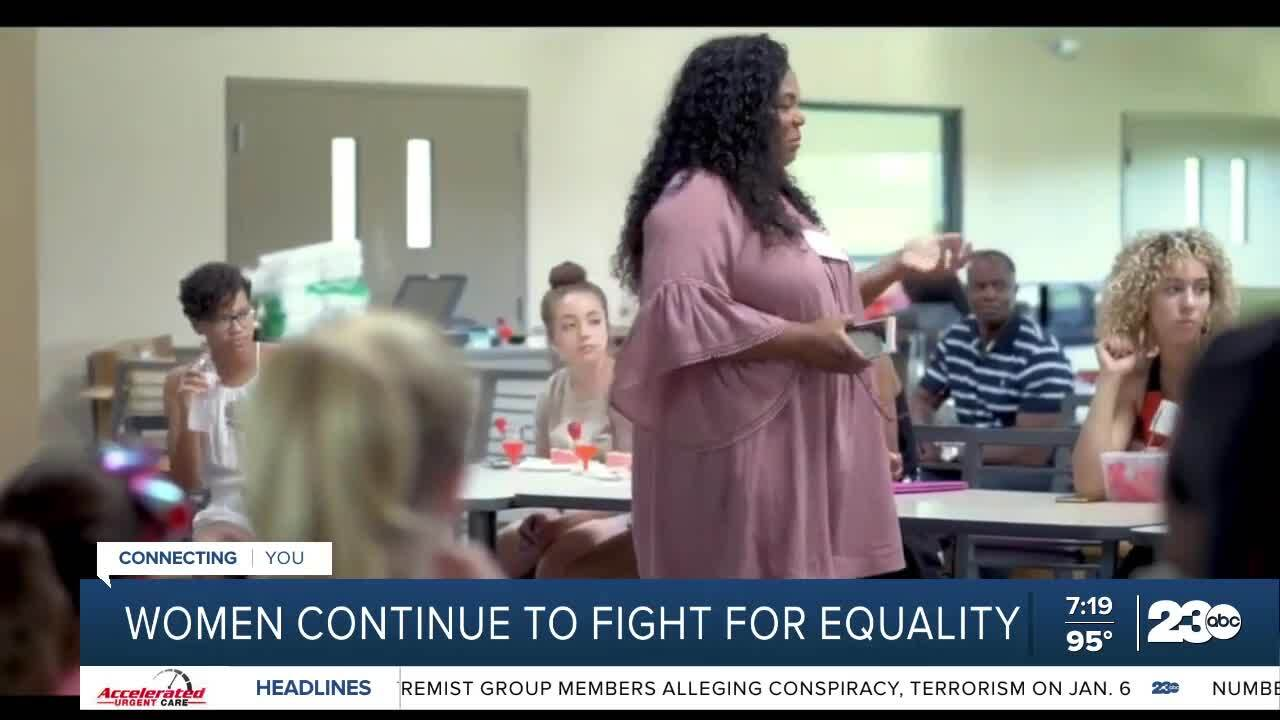 Womens equality day August 26, 2021