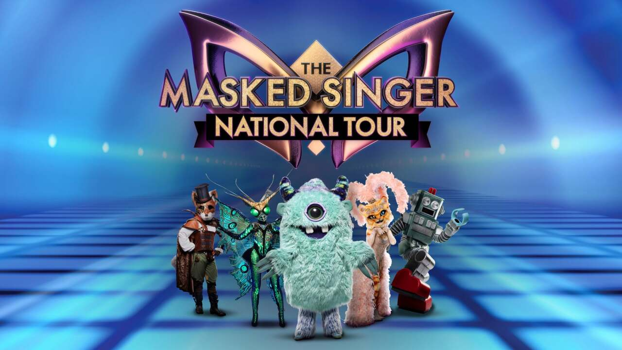 'The Masked Singer National Tour' will kick off in Detroit on May 28