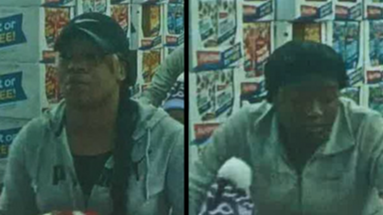 Thieves hit Woodman's employee after shoplifting