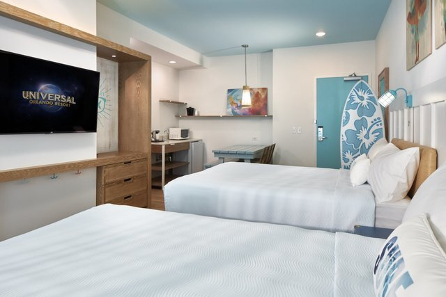 FIRST LOOK: Inside Universal's newest hotel