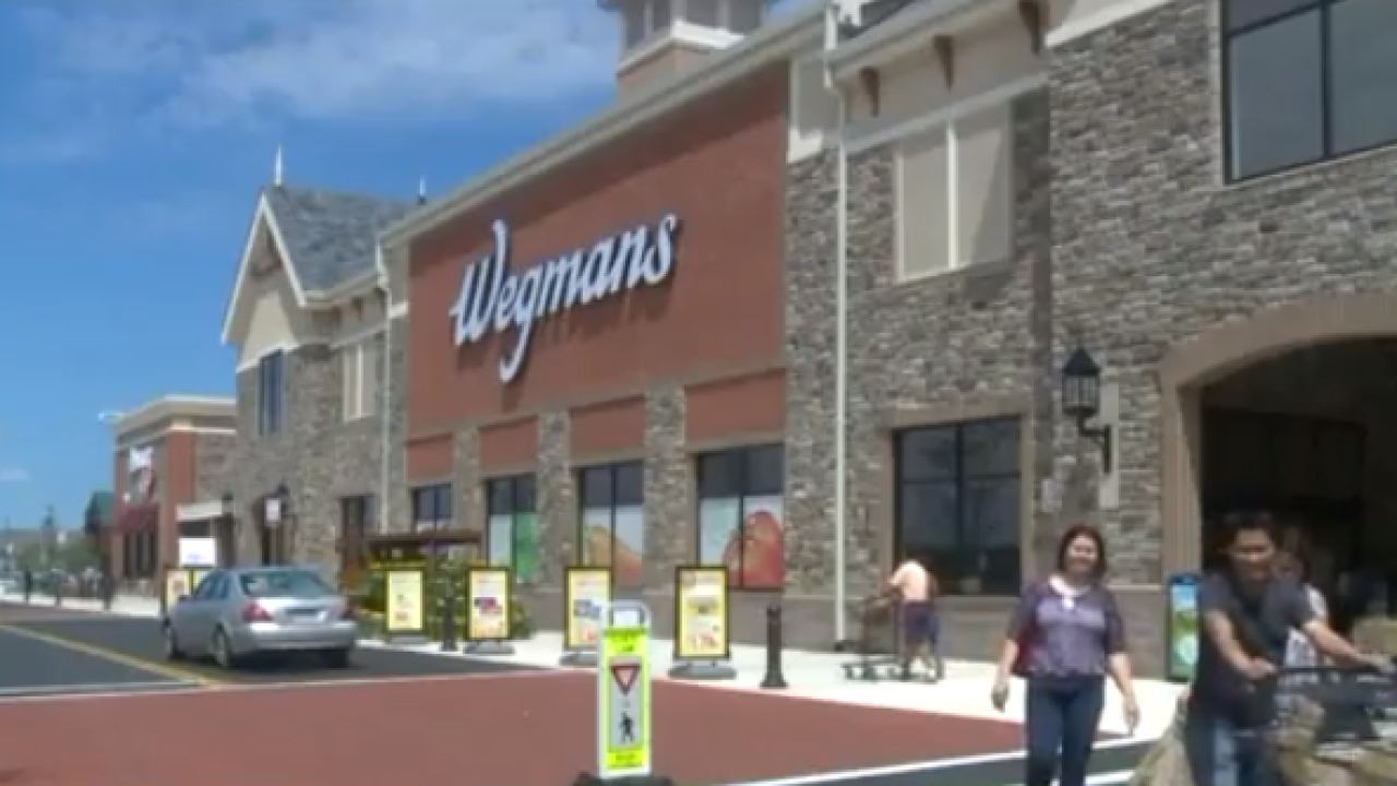 Wegmans charges for paper bags at Richmond-area stores after dropping plasticbags