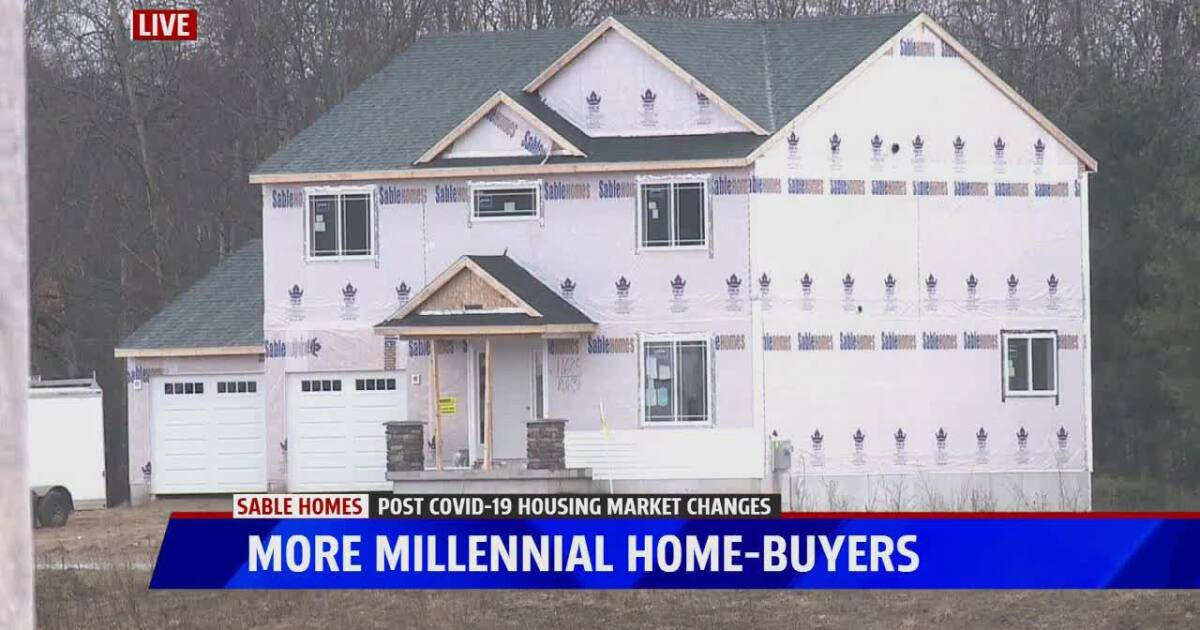 More Millennials buy homes in West Michigan