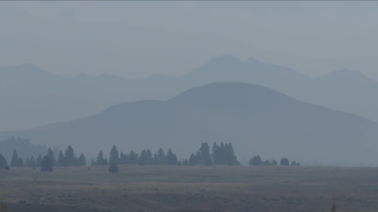 Magpie Rock Fire at 75% containment