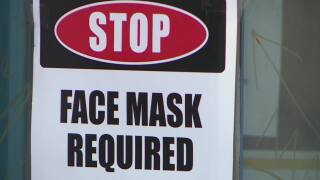 Door County issues a face mask advisory