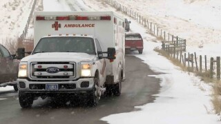 Butte ambulance responding to more calls from people reporting symptoms of coronavirus