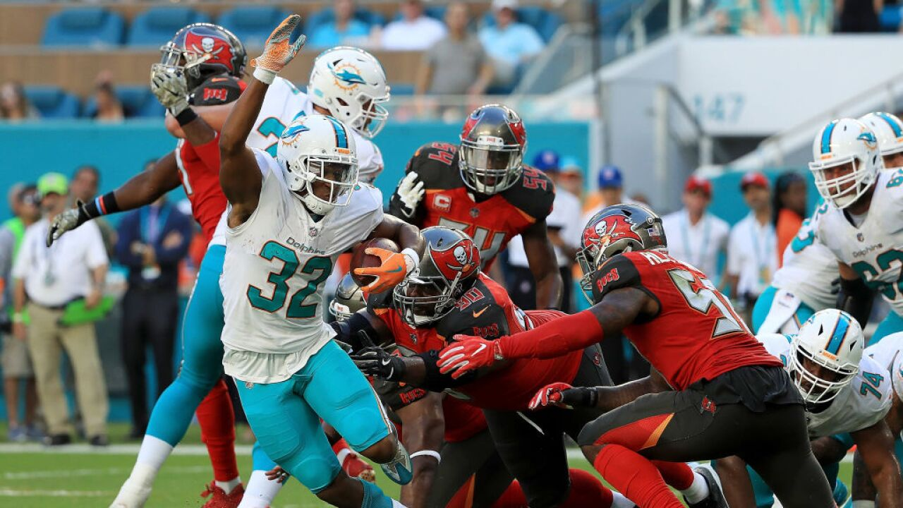 Buccaneers Host Dolphins In Cross State Preseason Matchup Friday Night