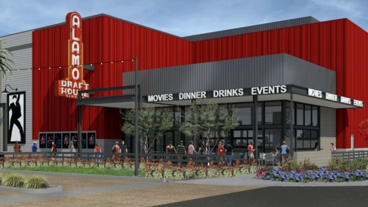 Alamo Drafthouse Cinema in Tempe to open in May