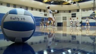 Hudsonville volleyball