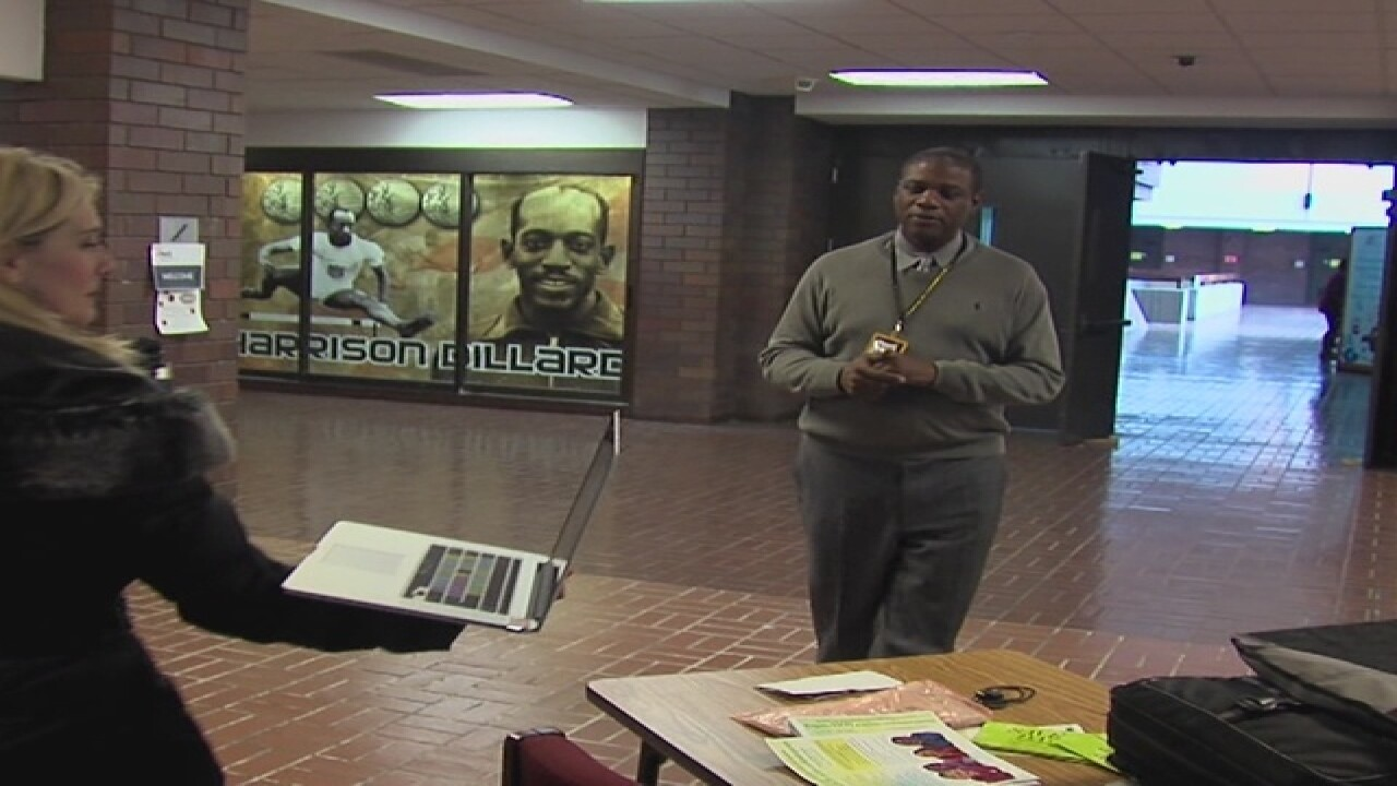 CMSD officer on leave after Tamir Rice comments