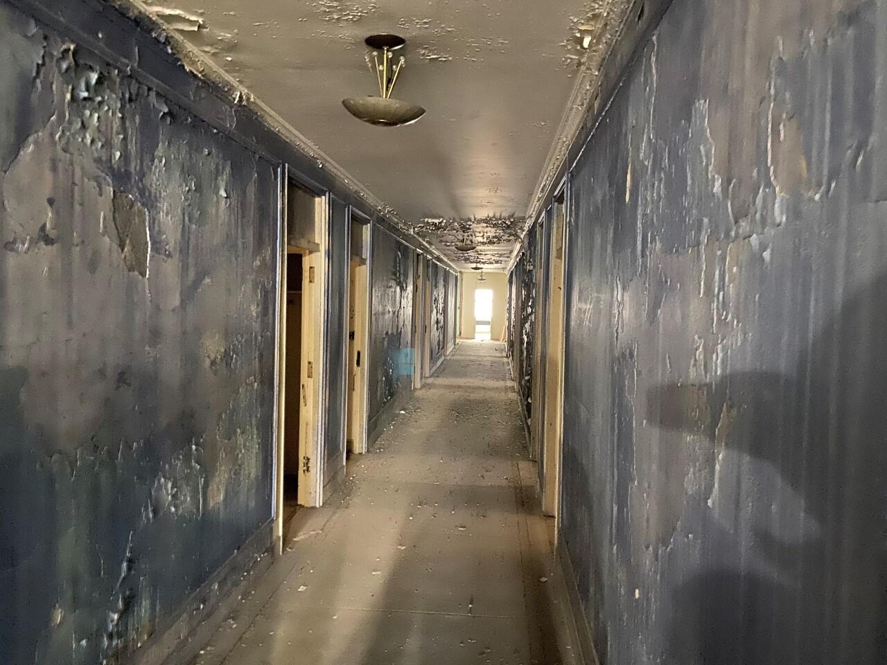 Statler Hallway