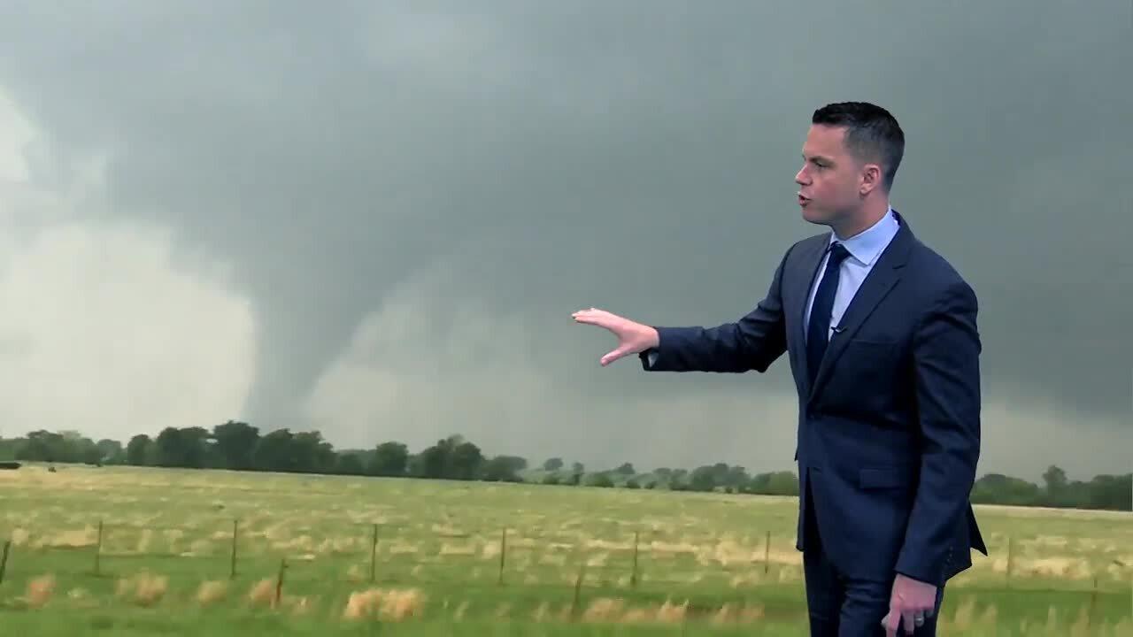 Wagoner tornado
