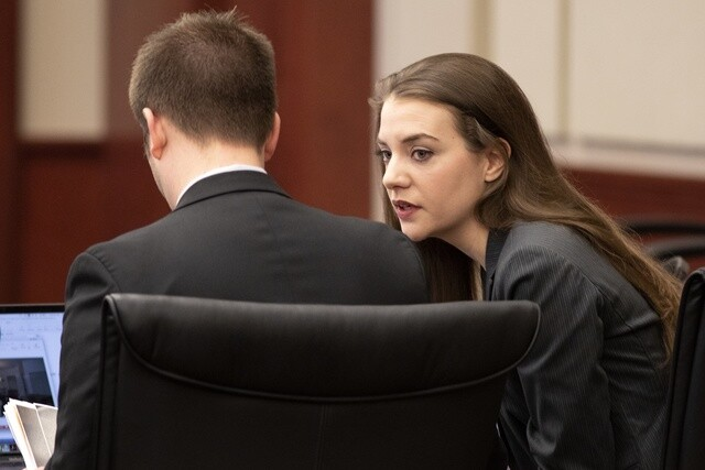 Inside the courtroom in Shayna Hubers' retrial