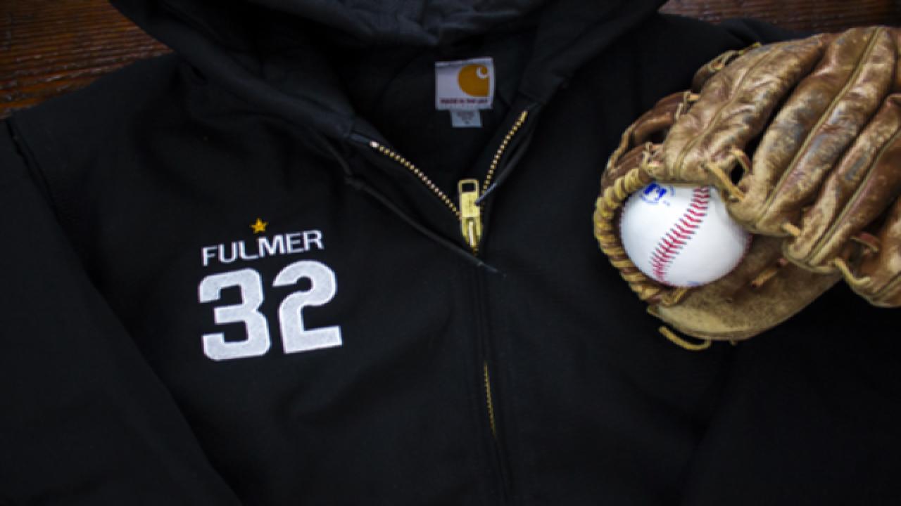 sale retailer 0dfe9 ee79b Carhartt gives Tigers pitcher Michael Fulmer custom All-Star ...
