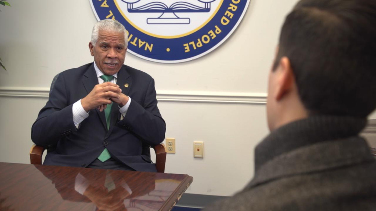 Blackface should be career-ending mistake, says NAACP director