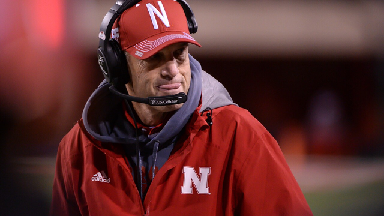 BREAKING: Nebraska has fired head coach Mike Riley
