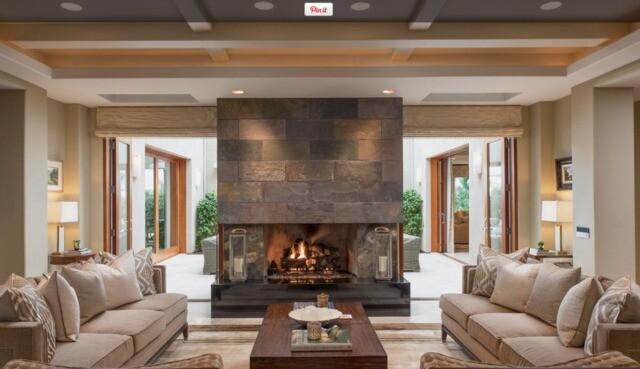 Contemporary Carmel Valley Home Has Mountain Views