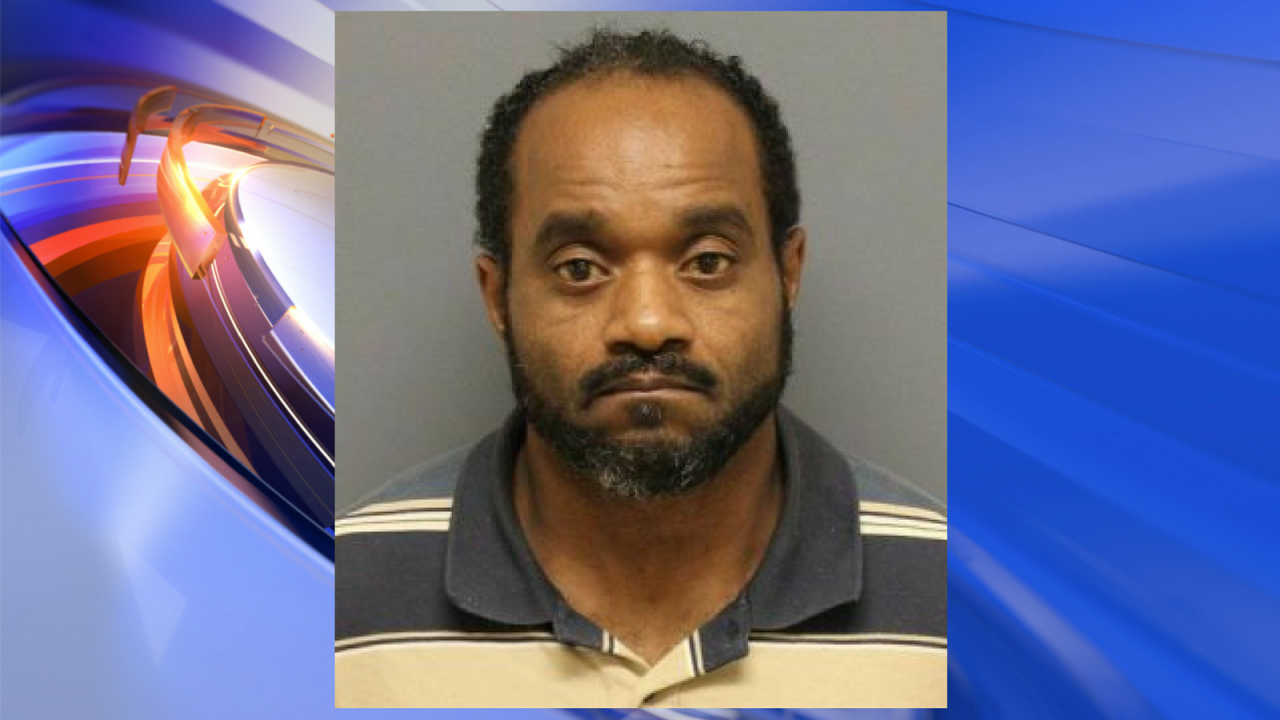 Newport News police arrest man, charge him with burglary