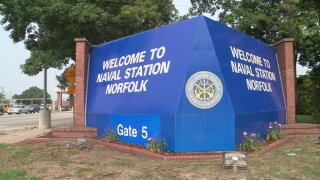 Naval Station Norfolk Gate 5