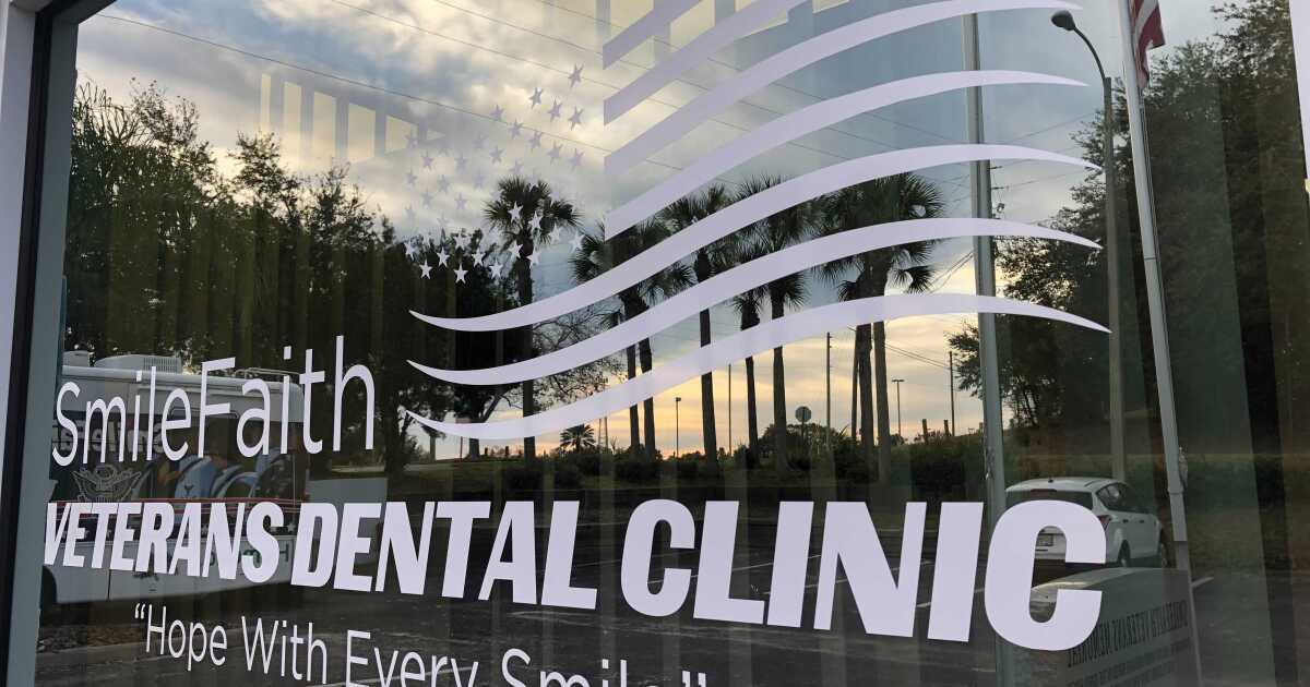 Tampa Bay non-profit provides free dental care for veterans