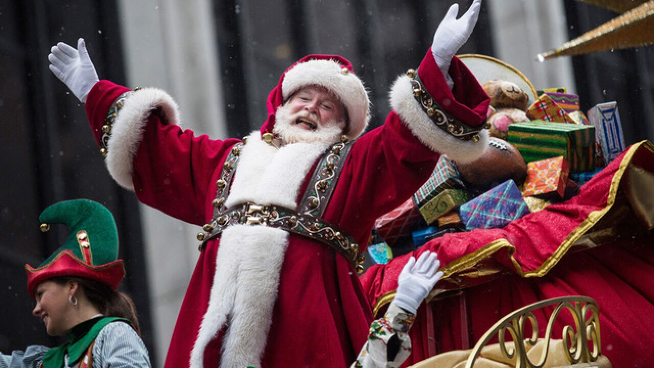 Is Santa a Democrat or a Republican?