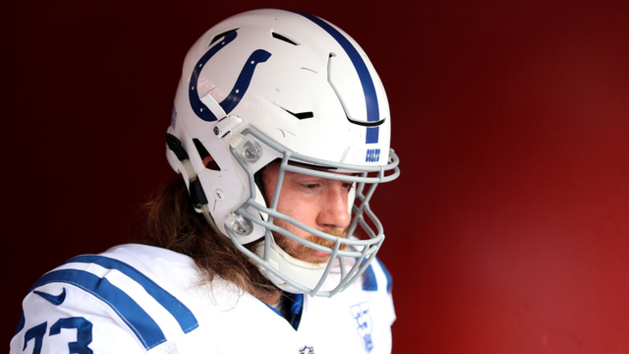 Colts lose Haeg for multiple weeks with injury