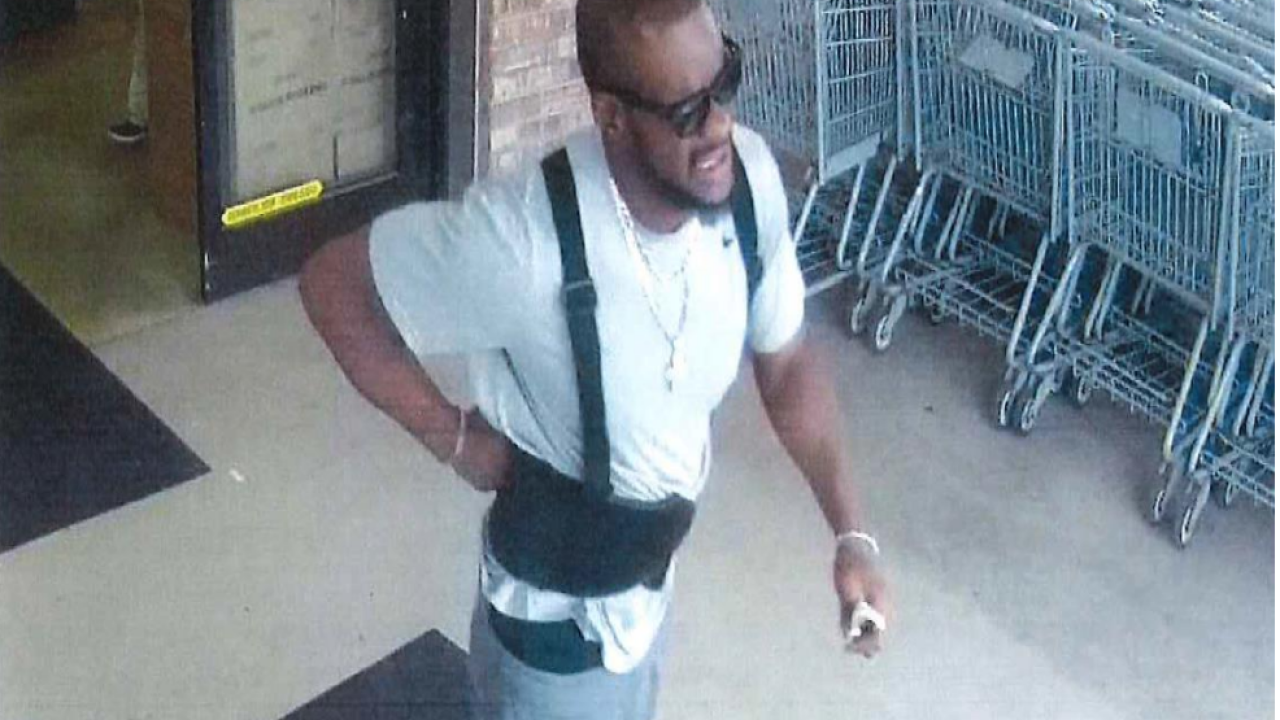Waterford strong-arm robbery suspect