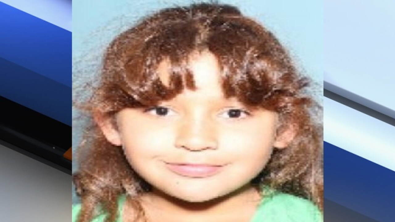Mesa PD looking for missing 11-year-old girl