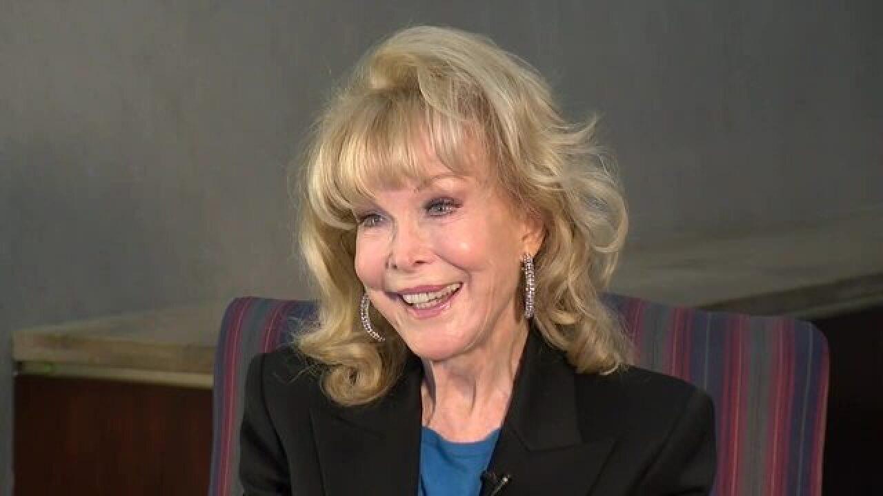 Barbara Eden back in Buffalo