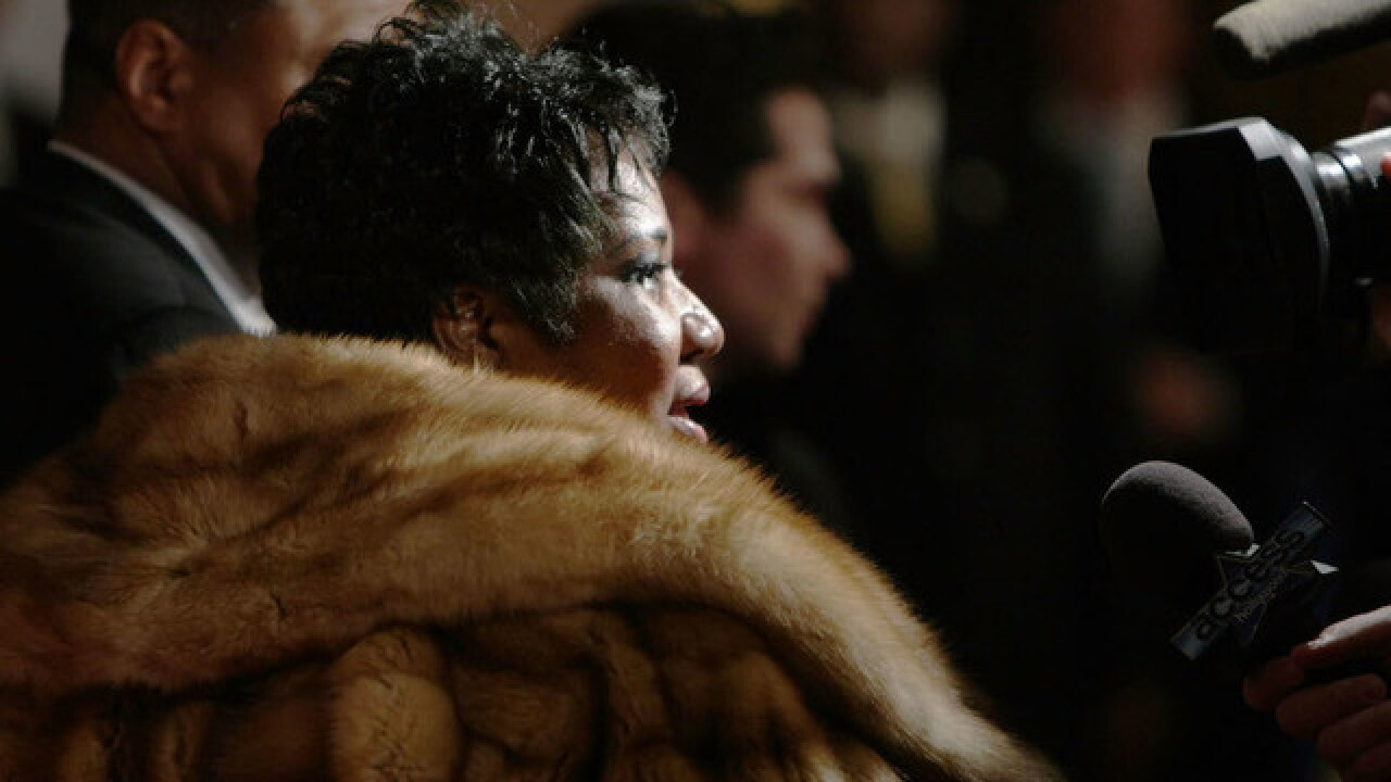 PETA asks Aretha Franklin's family to donate fur