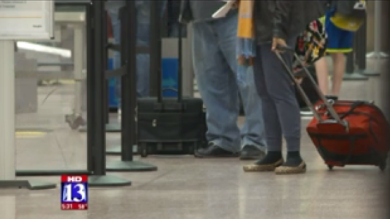 How construction at Salt Lake International Airport could impact your travel plans