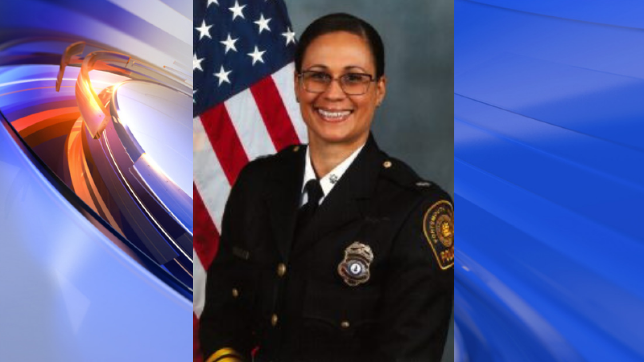 Portsmouth's acting police chief sworn in as Chief of Police