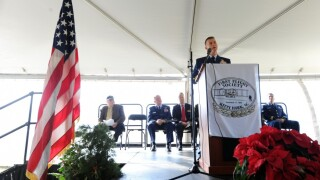 Photos: Coast Guard aviators honored in N.C. at 113th anniversary of Wright brothers'flight