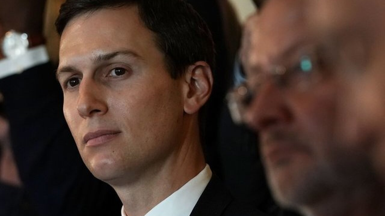Jared Kushner's security clearance has been downgraded