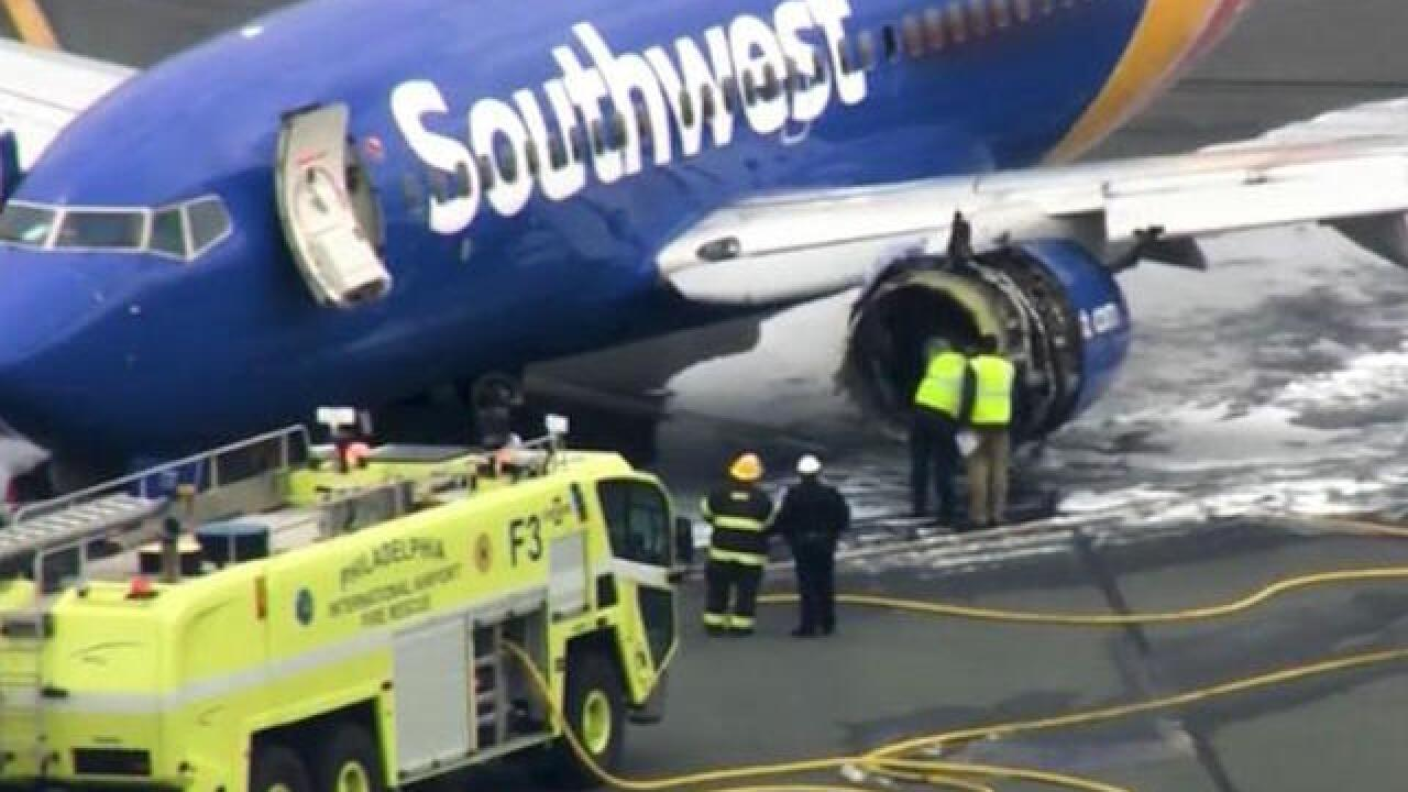 Some Southwest flights canceled due to engine inspections