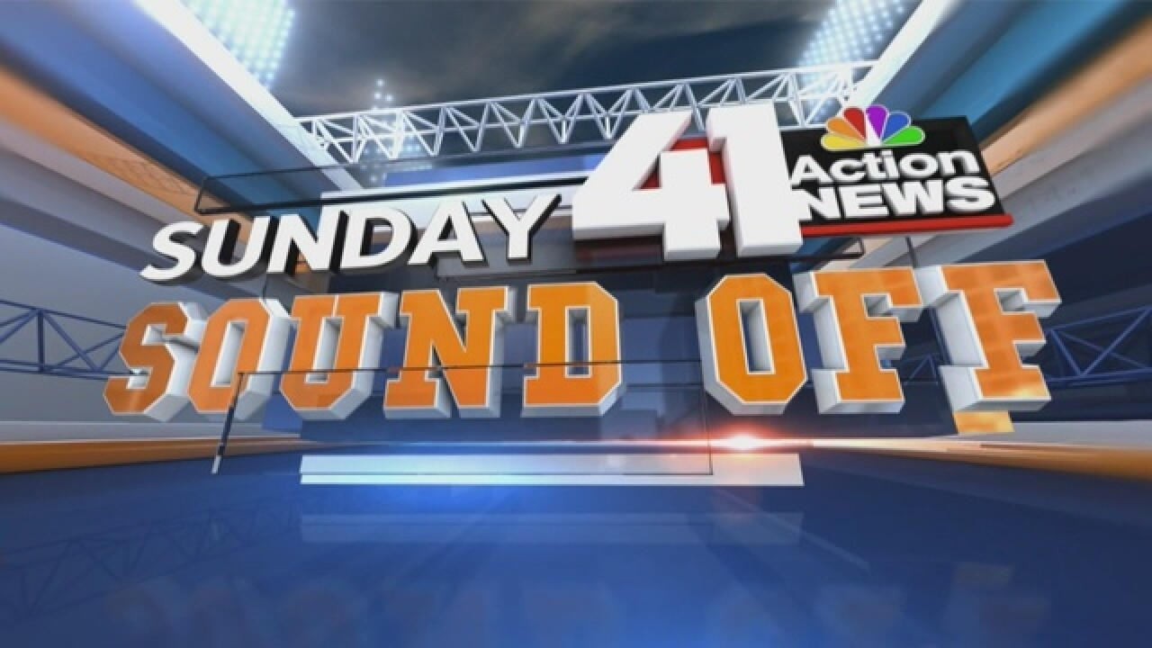 Sunday Sound Off: Sept. 13