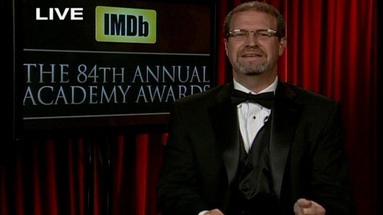 IMDB's Keith Simanton talks about the Oscars