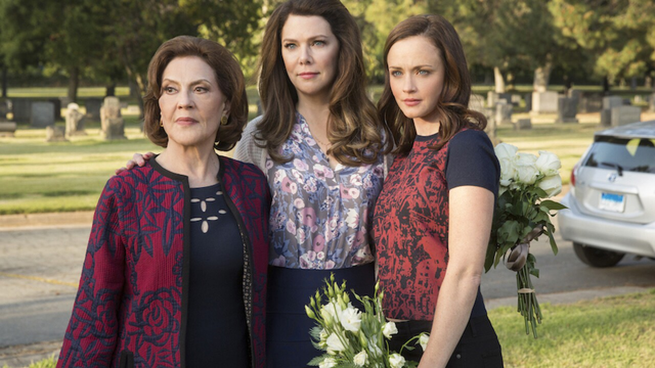 'Gilmore Girls: A Year in the Life': First trailer for Netflix reboot released