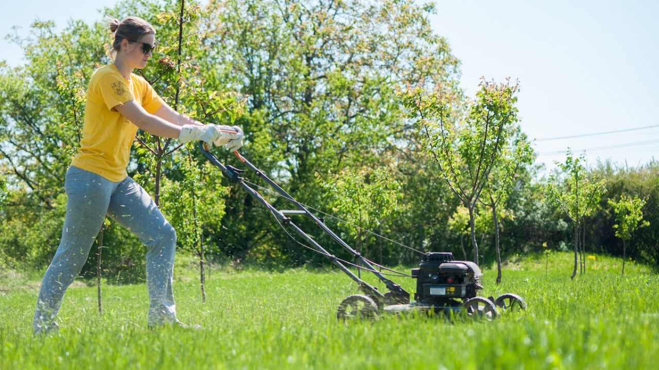 Lawn mowing tricks you might wish you'd known sooner