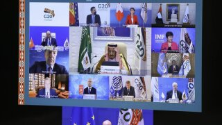 G-20 summit ends with support for COVID-19 vaccines for all